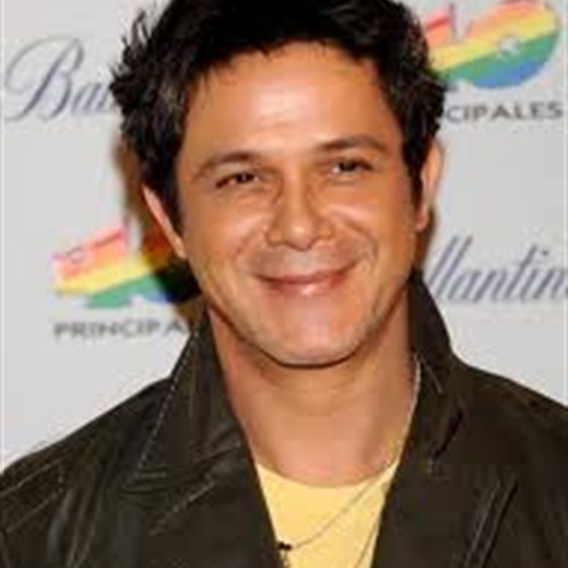 Alejandro Sanz, el ganador
