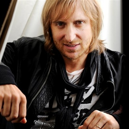 David Guetta el number 1