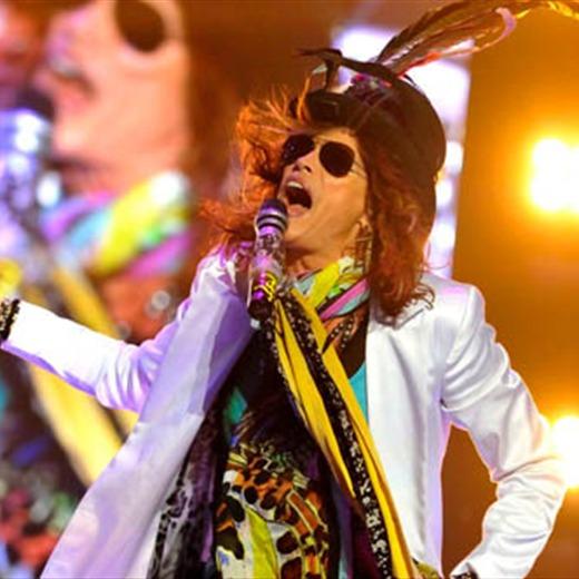 Aerosmith en Argentina
