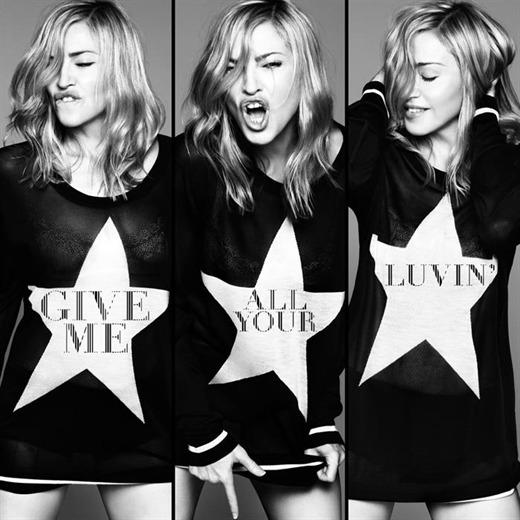 Nuevo tema de Madonna