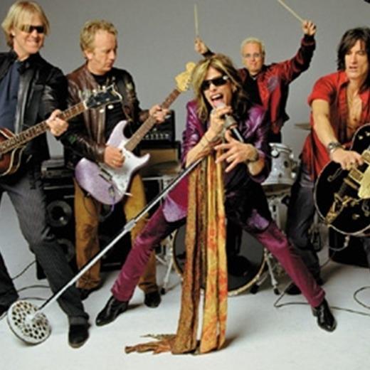 Aerosmith quiere a Stephen King