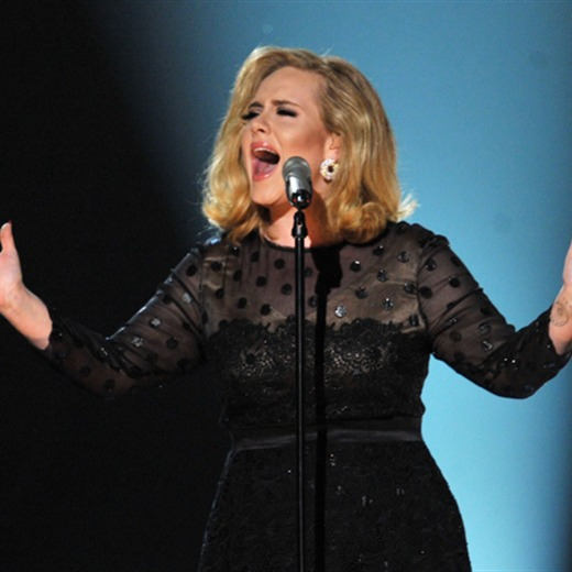 El video hot de Adele