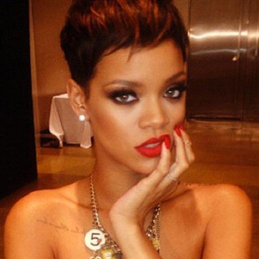 Rihanna sin ropa actualidad los40 argentina for Rihanna sin ropa interior
