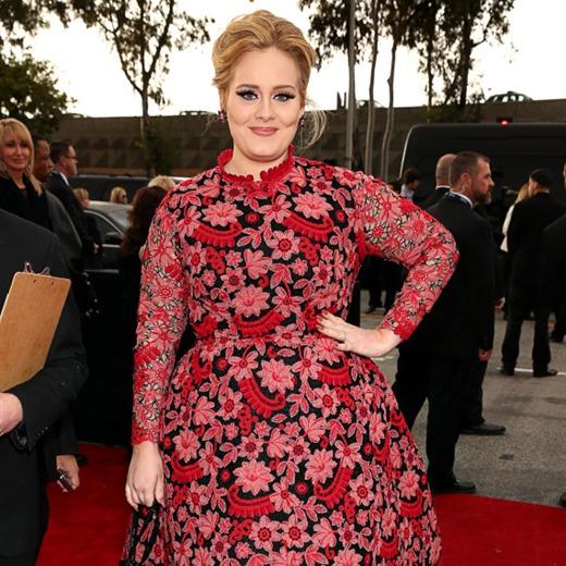 El regalo de Adele