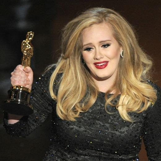 Adele lo hizo