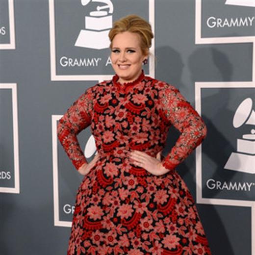 Adele es fija