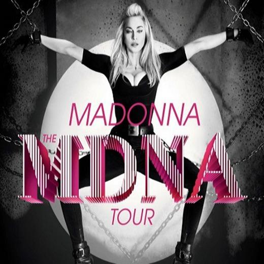 El MDNA Tour de Madonna a la tele