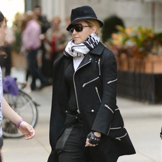 Madonna: la artista mejor paga del mundo