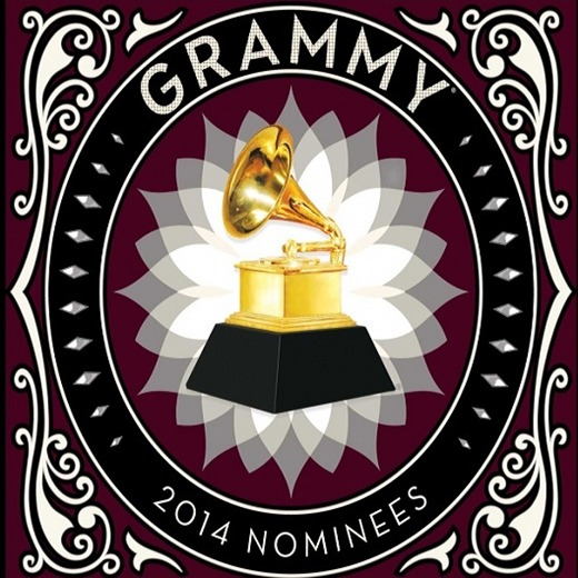 Lista de nominados de los Grammys 2014