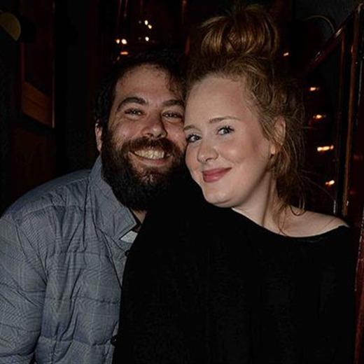 Distinguieron a Adele