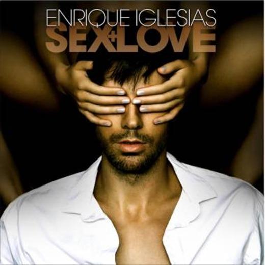 Enrique Iglesias publicó la tapa de su nuevo disco