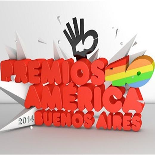 Premios 40 América Buenos Aires 2014