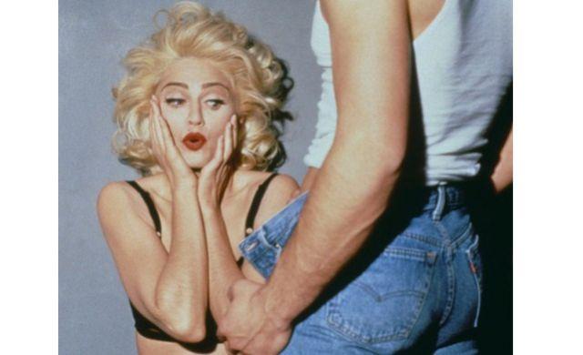 Madonna se obsesiona con los penes en Instagram