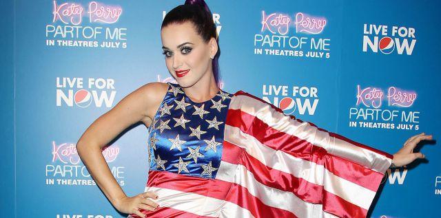 ¿Katy Perry Presidenta de Estados Unidos?