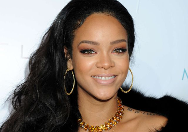 ¿Rihanna de novia con un piloto de Formula 1?
