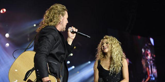 Maná & Shakira