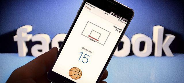 Facebook Messenger Basketball