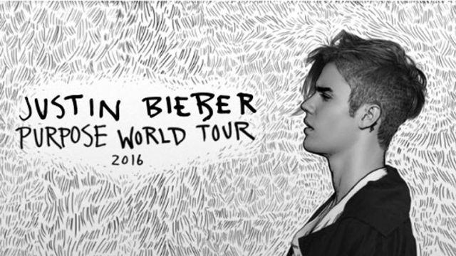 Gira 40 - Parada 2 - Justin Bieber