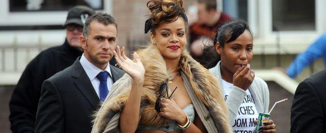 Rihanna & Calvin Harris