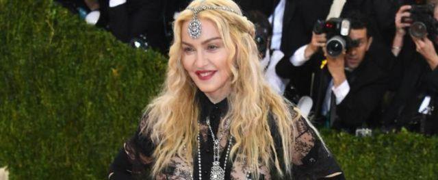 Madonna @ MET2016