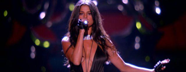 Selena Gómez se enojó arriba del escenario