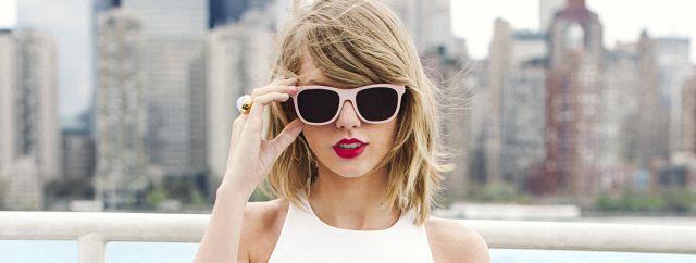 ¡Taylor Swift se coló en un casamiento!