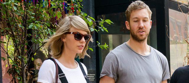Calvin Harris habló de la ruptura con Taylor Swift