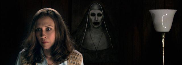 Así es la actriz de El Conjuro 2