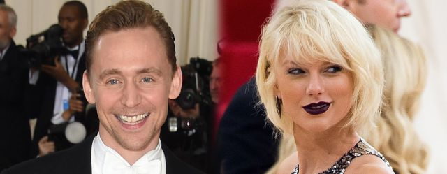 Taylor Swift y Tom Hiddleston otra vez juntos!
