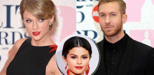 ¿Selena Gómez anda atrás de Calvin Harris?