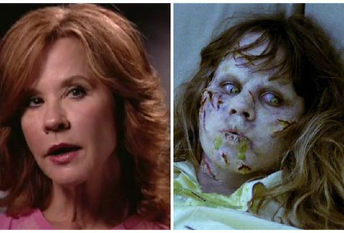 "Linda Blair saltó a la fama con ""El Exorcista"""