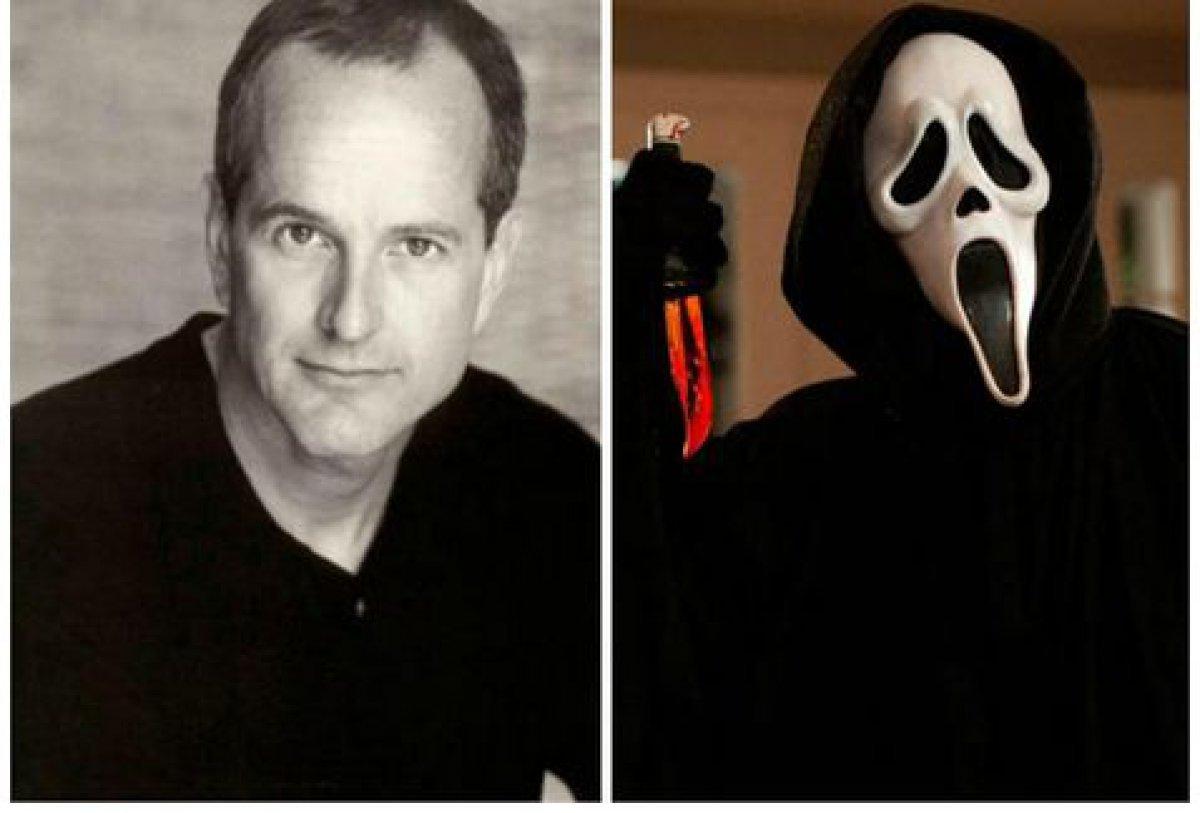 """Dane Farwell le puso el cuerpo al fantasma de """"Scream"""""""