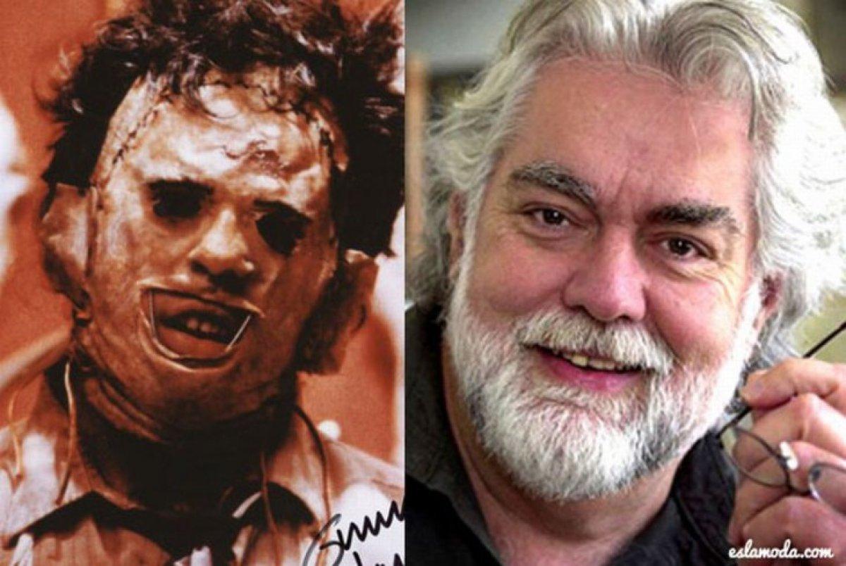 """Gunnar Hansen dió vida al mítico Leatherface de """"La Masacre de Texas"""""""