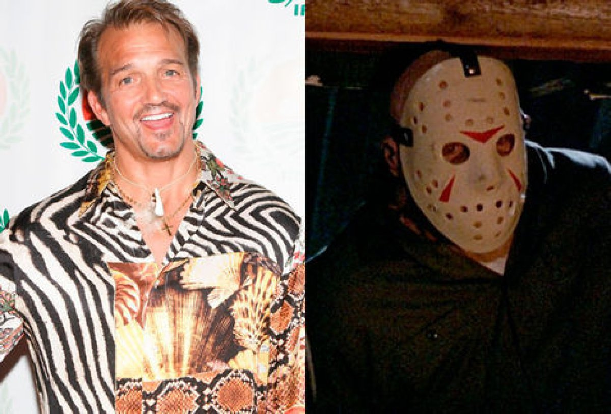 """Warrington Gillette fue uno de los tantos actores detrás de la máscara de Jason durante las películas de """"Martes 13"""""""