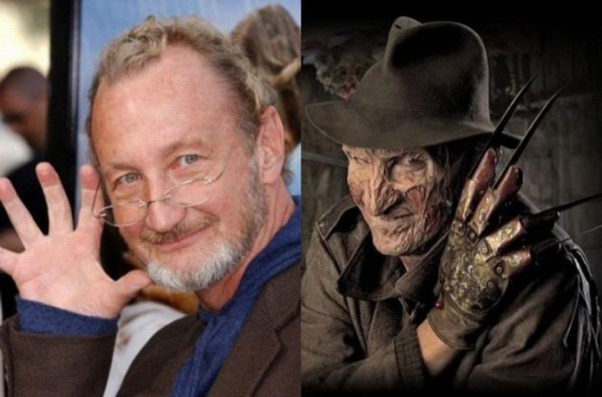 Robert Englund es Freddy en Pesadilla en la Calle Elm