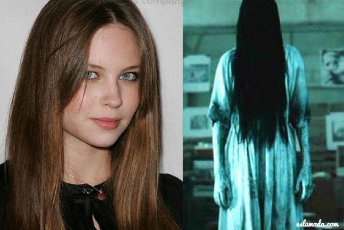 """Devine Chase es la nenita que  interpretó al fantasma de """"La Llamada"""""""