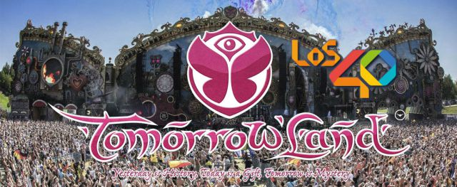 ¡LOS40 te trae Tomorrowland en vivo!