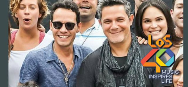 Ale Sanz & Marc Anthony: Deja Que Te Bese