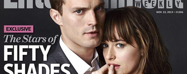 El rodaje hot de las secuelas de 50 Sombras de Grey