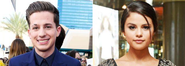 Charlie Puth cantó junto a Selena Gómez