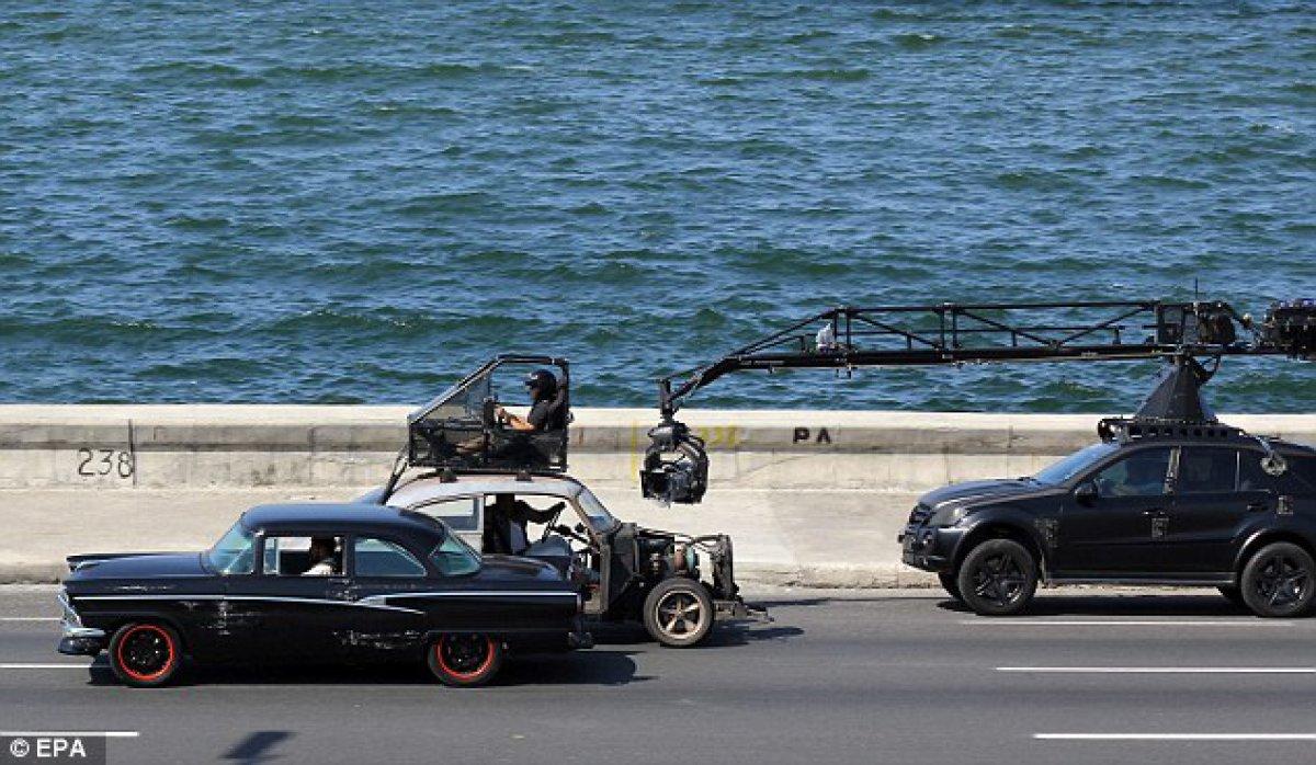 Asi Son Los Autos De Rapidos Y Furiosos 8 Fotogaleria Actualidad