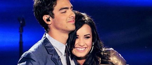 Demi Lovato se reunió con Joe Jonas