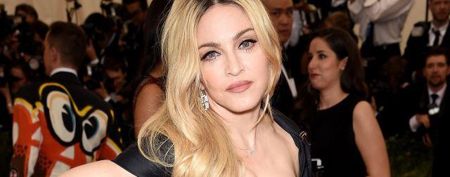 Así festejó su cumple Madonna