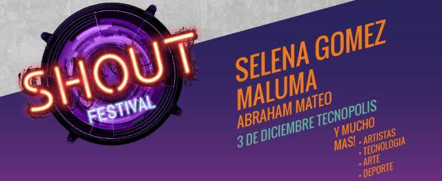SHOUT Festival!