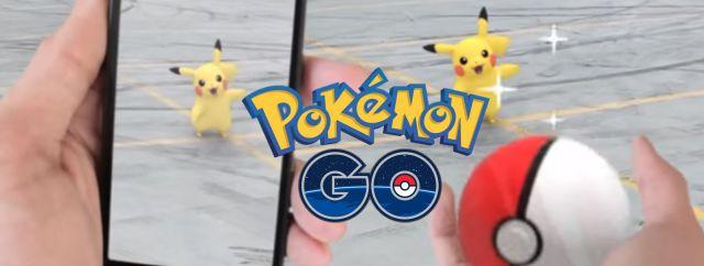 Las abuelas enviciadas con Pokémon GO!