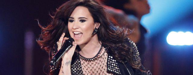 Demi Lovato sorprendió con un cover de Adele