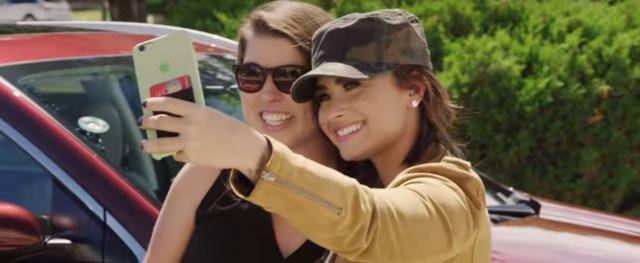 ¡La broma de Demi Lovato!