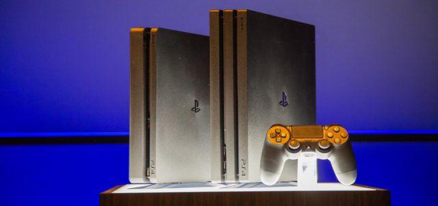 Asi Es La Playstation 4 Pro Videojuegos Los40 Argentina