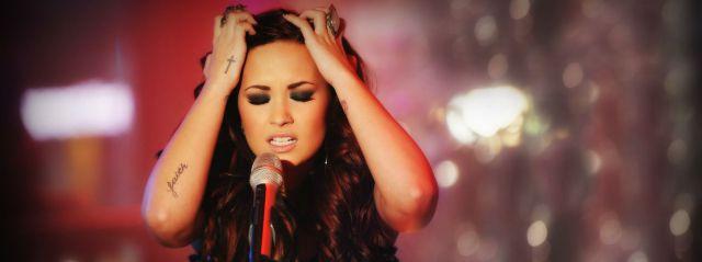 El nuevo tattoo de Demi Lovato!