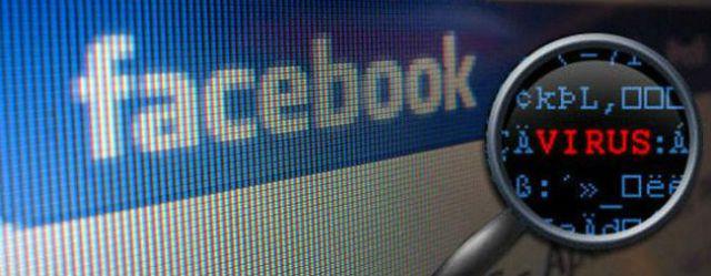 Un nuevo virus en Facebook!